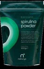 Naturya Spirulina Powder