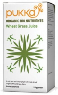 Pukka Wheat Grass Juice